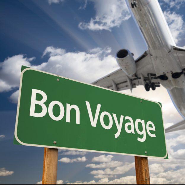 "Letting ""bon voyage"" echo through Ghana, once again – Home   Goldstreet Business"