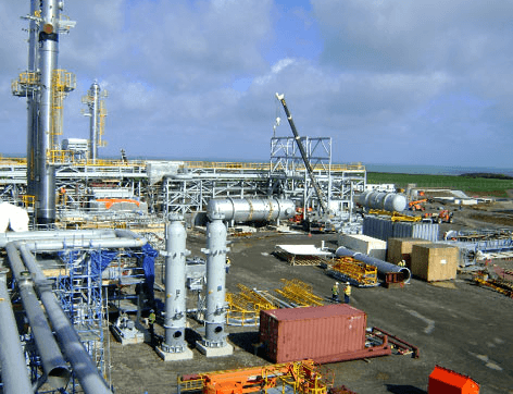 Ghana prepares to construct 2nd local gas processing plant Screen Shot 2015 01 04 at 4